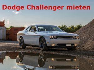 Dodge Challenger mieten